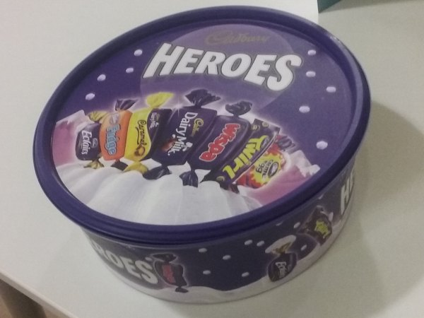 Heroes-box